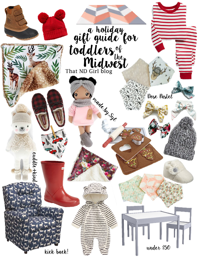 2018 Holiday Gifts for the Little Midwesterners (Toddler\'s Guide ...