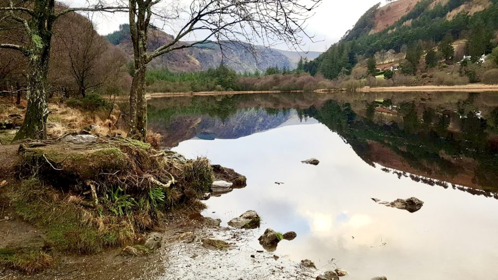 Dag twee van de roadtrip zijn we in Glendalough, Ierland