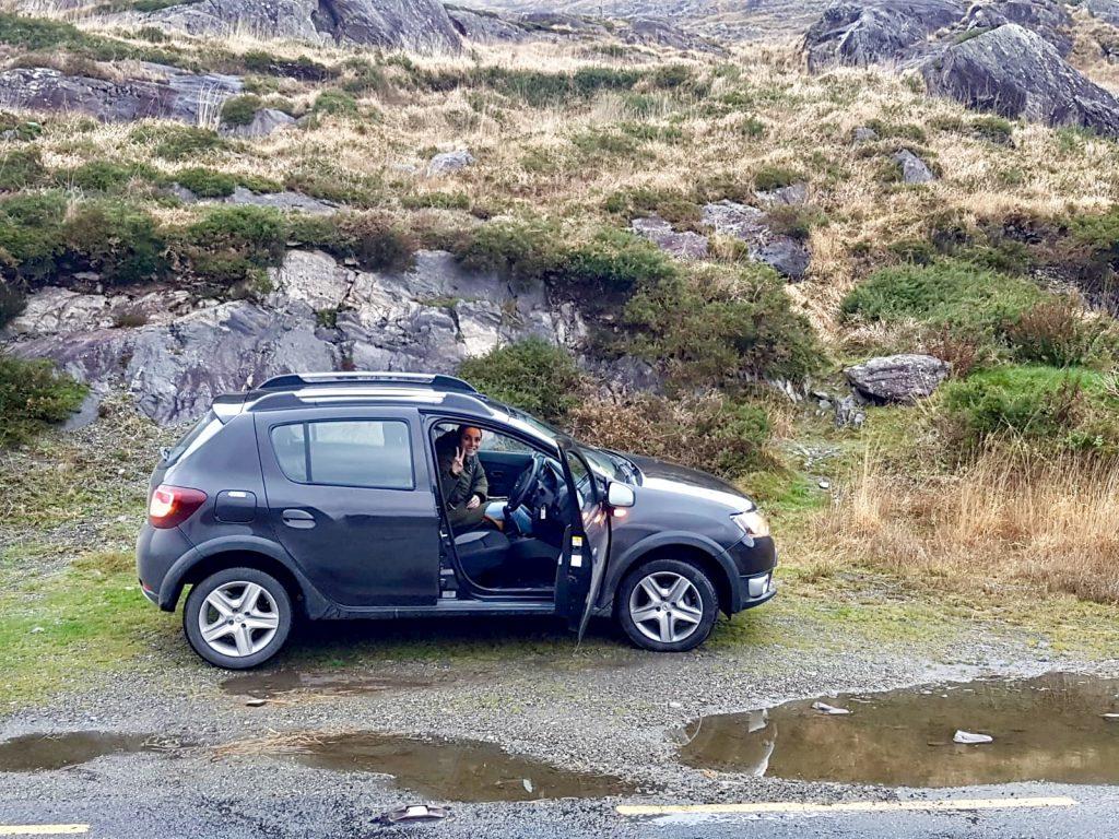 Een roadtrip door Ierland met een huurauto