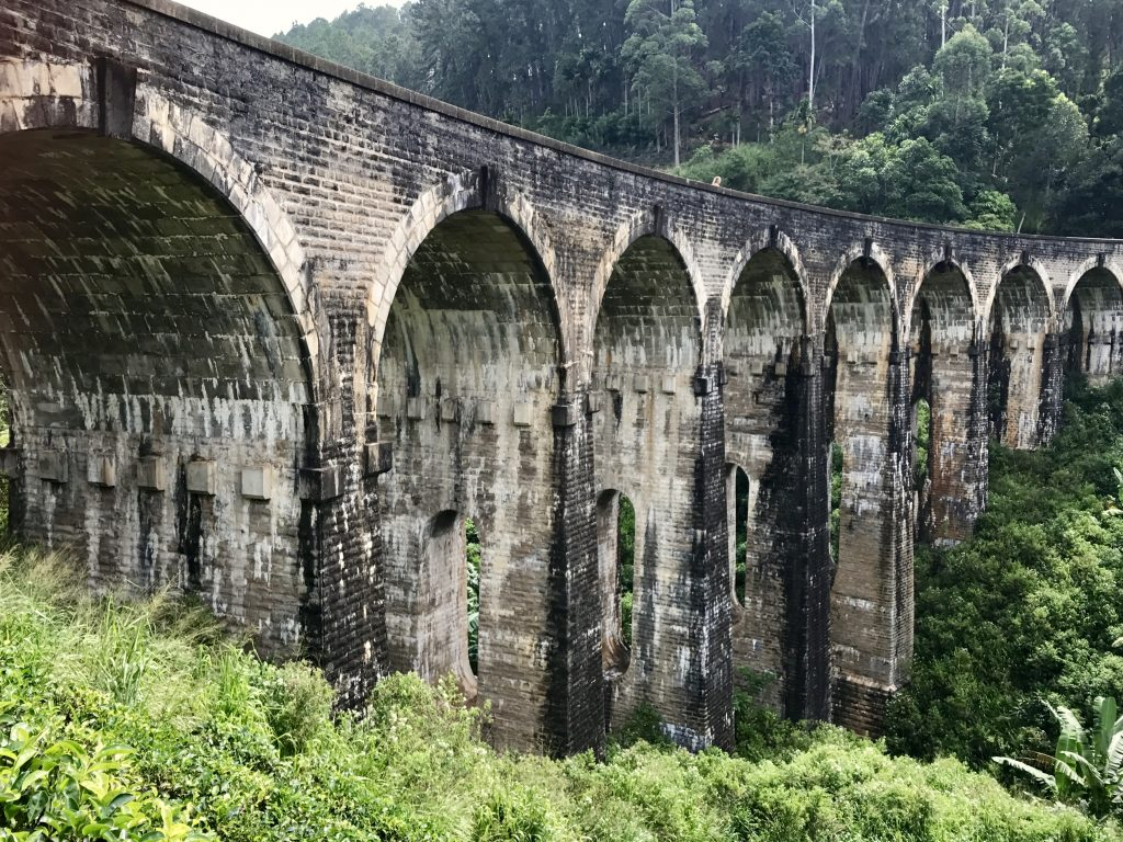Nine Arch Bridge, Ella Sri Lanka