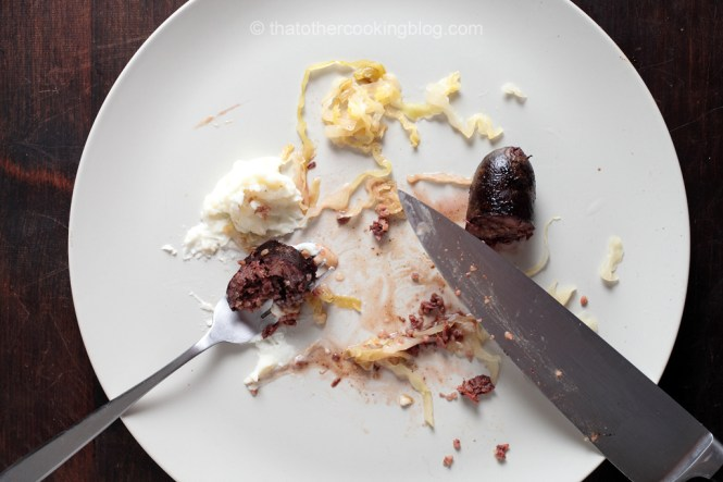 Blood Sausage