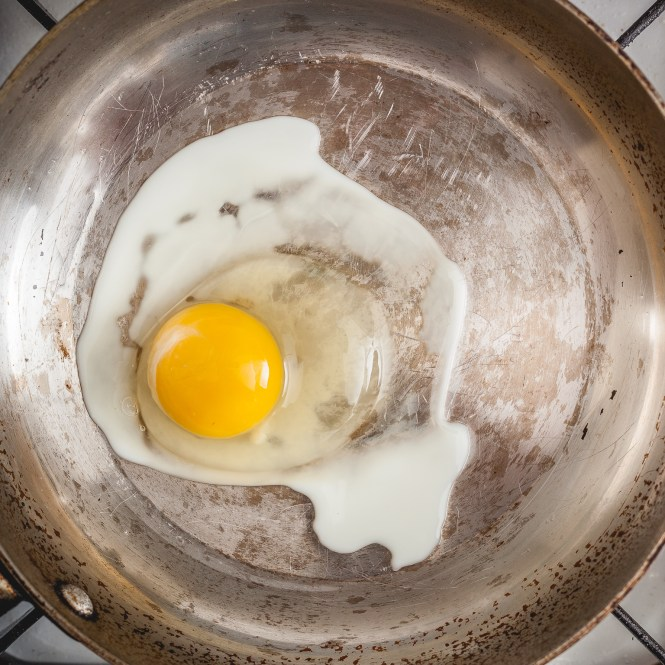 how to make your stainless steel pans nonstick