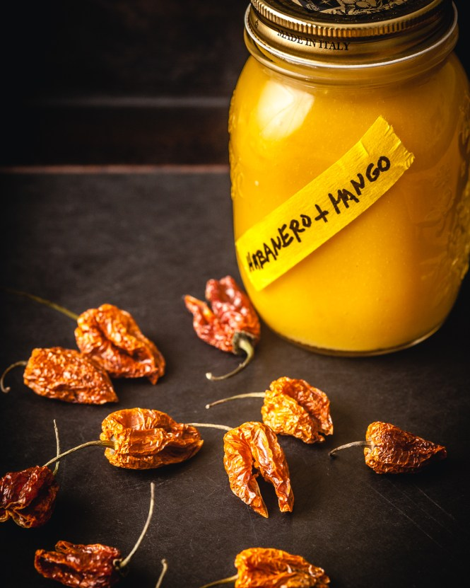 incredible mango habanero sauce
