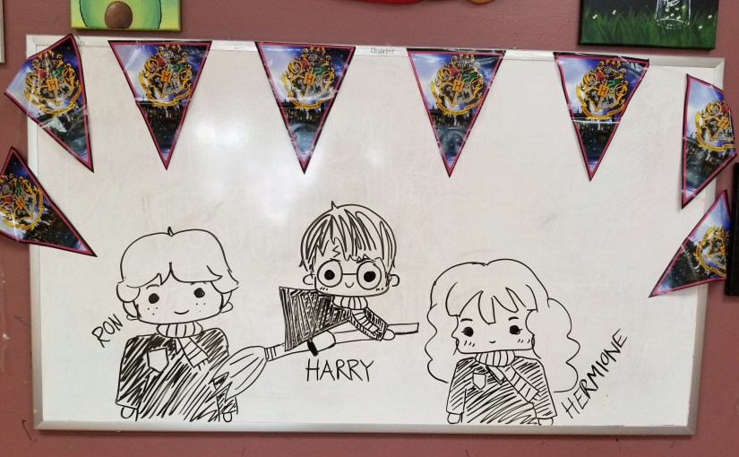 We're Excited About Harry Potter Night Tonight, 8/31, 6-9 pm!