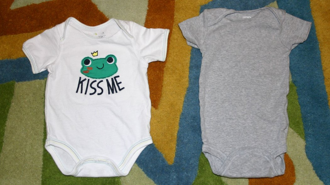 Baby Clothing Sizes are Ridiculous - Exhibit 2a