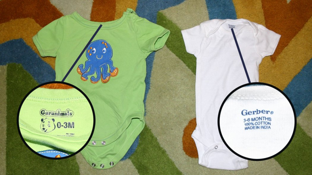 Baby Clothing Sizes are Ridiculous - Exhibit 3b