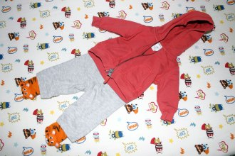Baby's First Outfit - That Poore Baby