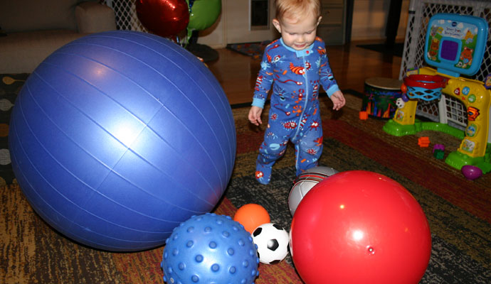 More balls for That Poore Baby