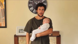17 Ways to Hold a Baby