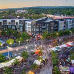 downtown beaverton in Oregon
