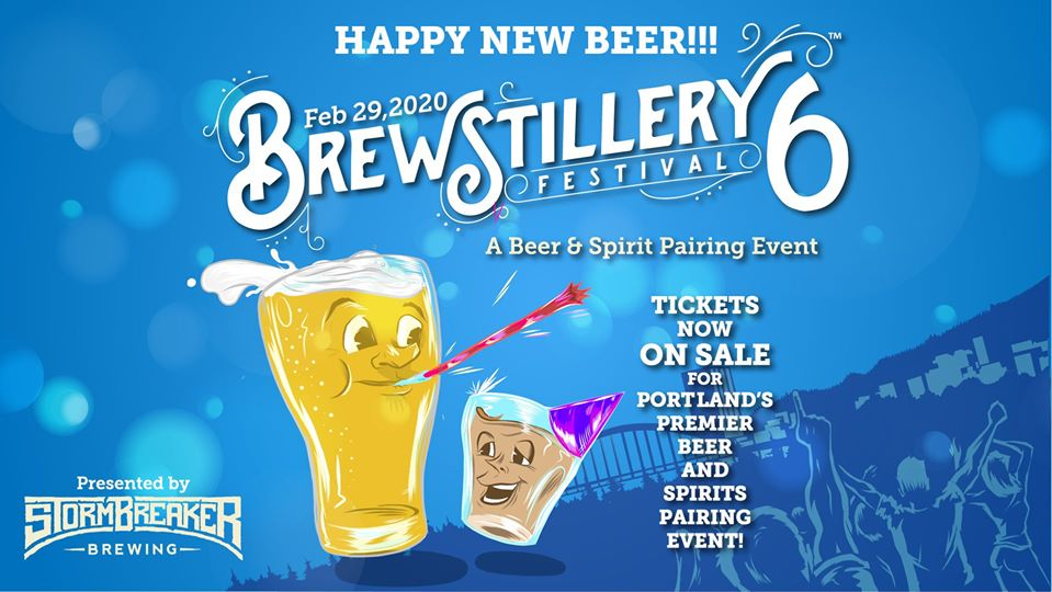 Portland Brewstillery Festival