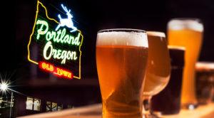 Craft Beer and The Portland Oregon Sign, top ten