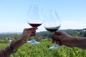 Willamette Valley Wines, Oregon