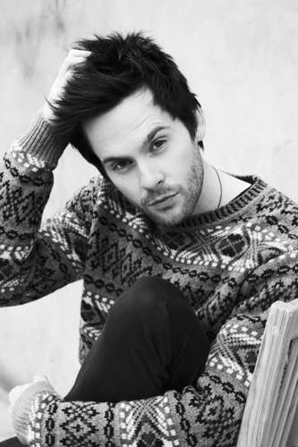 tom Riley Grandpa sweater