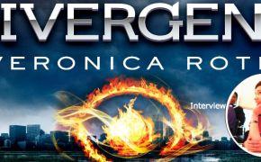 Veronica Roth Interview, Divergent, Insurgent, Alliegant, movie