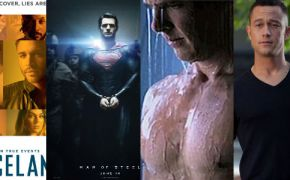 trailers, Man of Steel, Star Trek, Don Jon, Joseph Gordon Levitt, Graceland, Aaron Tveit