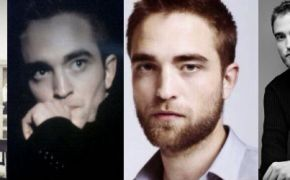Dior Robert Pattinson