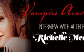 Richelle Mead interview Vampire Academy