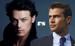 Sam Heughan vs Theo James