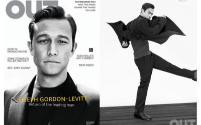 Joseph Gordon-Levitt, Out Magazine