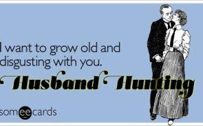 husband-hunting