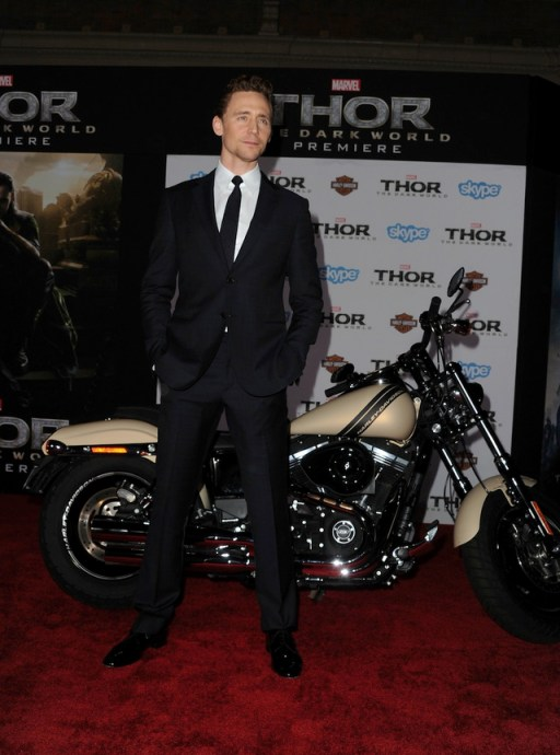 "Premiere Of Marvel's ""Thor: The Dark World"" - Red Carpet"