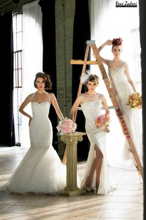 14-ines-di-santo-wedding-dresses-in-rene-zadori-bridal-fashion-shoot