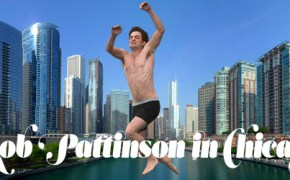 rob pattinson chicago