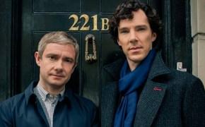 Sherlock series 4,