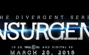 Insurgent 3D, title treatment