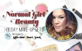 holiday make-up sets