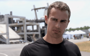 Insurgent, Theo James