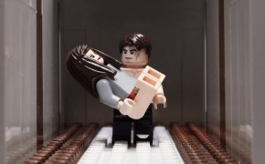 50 shades of grey lego