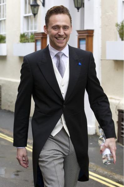 tom at ben's wedding