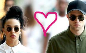 Robert Pattinson engaged, FKA Twigs