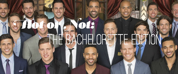 Ranking The Men Of Bachelorette