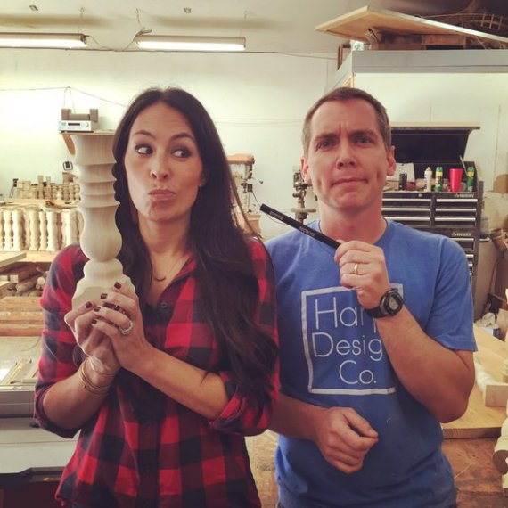 The hgtv fixer upper drinking game that 39 s normal for Is clint harp still on fixer upper