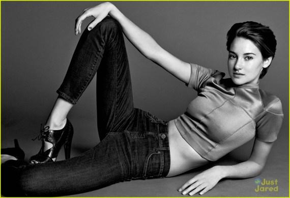 Shailene Woodley, a made-for-TV movie star