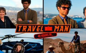 travel man, richard ayoade