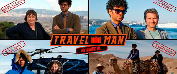 Binge Watch This: Travel Man with Richard Ayoade