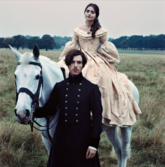 Tom Hughes, Jenna Coleman, Victoria and Albert, PBS, Masterpiece