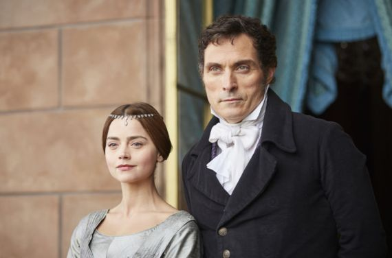 Rufus Sewell, Victoria, PBS, Masterpiece