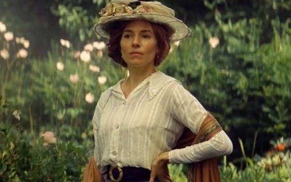 Lost City of Z, Sienna Miller