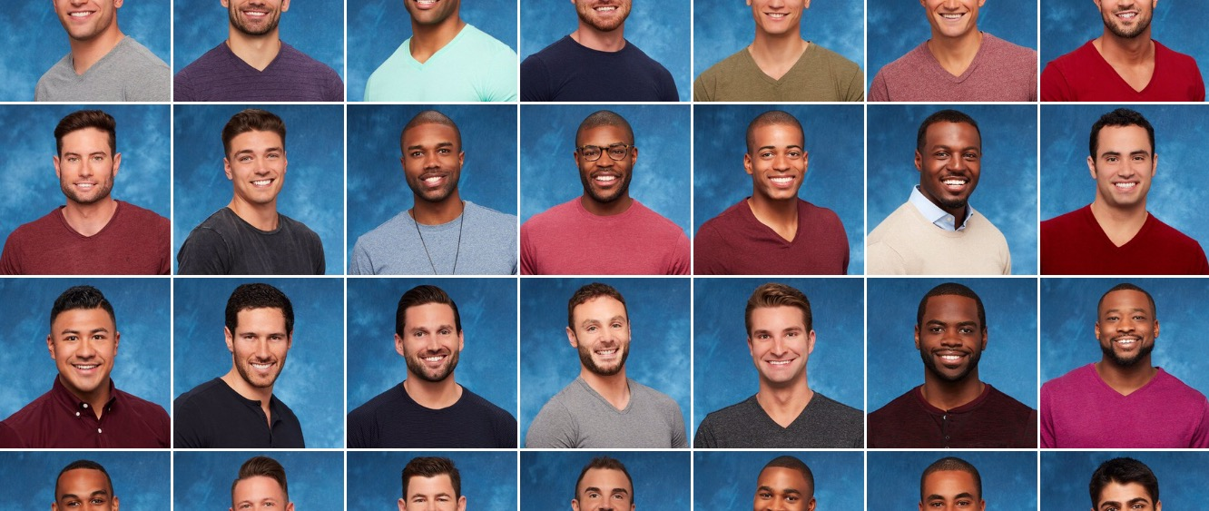 The Bachelorette Contestants