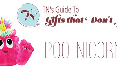 TN's Guide to Gifts That Don't Suck: Poo-nicorns