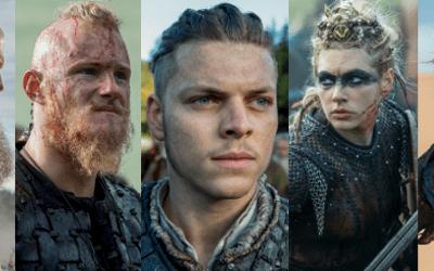 Vikings Season 5- TN breaks down the season so far!