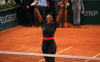 2018 French Open Fashion Round-Up