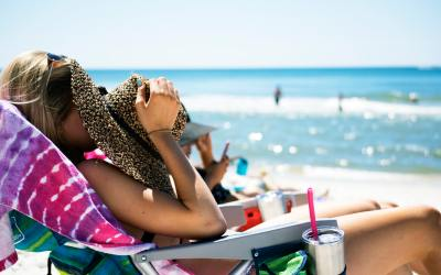 How To Stay Cool This Summer While Still Getting a Killer Tan