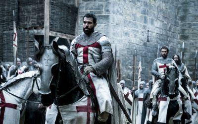 Knightfall Season 2 is happening! Starring Mark Hamill????