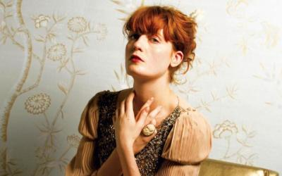High on Florence + The Machine
